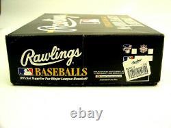 11 New Rawlings Official 2000 Major League Baseballs Bud Selig Commissioner