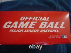 12 New Rawlings Official Major League Baseballs ROMLB 1 Dozen Balls Manfred