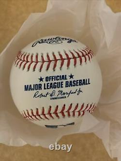 12 Rawlings Official Major League Baseballs 1 Dozen MLB -romlb Manfred
