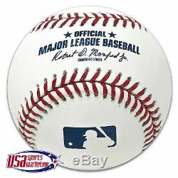 (12) Rawlings Official Major League Game Baseball Manfred ROMLB Boxed Dozen