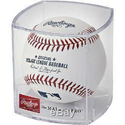 (12) Rawlings Official Major League MLB Baseball Manfred Cubed Dozen