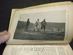1905 1906 Reach Official American League Baseball Guide Wagner