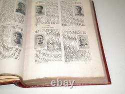 1907-1908 Reach Official American League Base Ball Guide, Wagner, Cobb, Rare