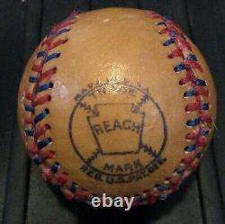 1910 OFFICIAL MAJOR LEAGUE BASEBALL, Very Rare