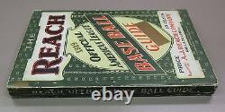 1919 Reach's Official Baseball Guide American League