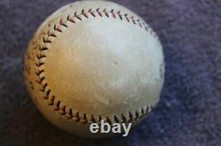 1920's Spalding Official National League baseball withJohn Heydler facsimile