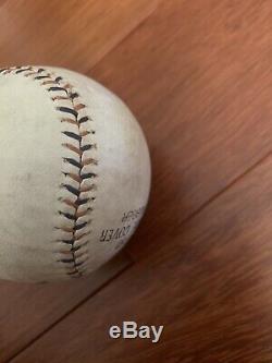1920s TEW THOS. E. Wilson Official League Baseball Ball RARE Vintage