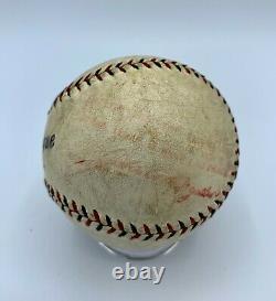 1926-1927 John Heydler Spalding Official National League Baseball