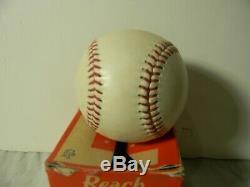 1950's A. J. Reach Official American League William Harridge Pres. Baseball Mib