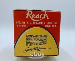 1960-69 Reach Official American League (Cronin) Baseball-Unopened