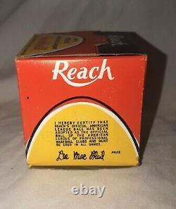 1974-75 Reach Official American League Baseball Lee MacPhail sealed in box