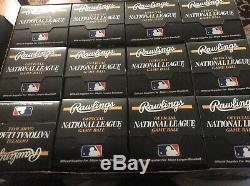 1994-99 Rawlings Official MLB National League Baseball NIB- Coleman Jr- Free S&H