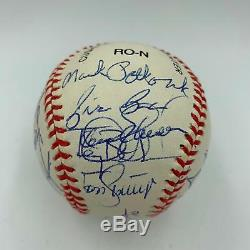 1996 St. Louis Cardinals Team Signed Official National League Baseball