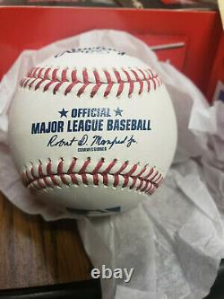 1 Dozen 12 Rawlings Official Major League Baseball Box MLB ROMLB ROBERT MANFRED
