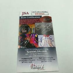 2007 Max Scherzer Pre Rookie Signed Game Used Official Minor League Baseball JSA
