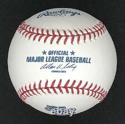 2011 Rawlings Joplin Official League Baseball Royals Cardinals SCARCE PEARL