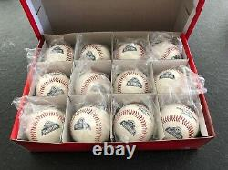 2019 Rawlings Official Midwest League All Star Minor League Baseball LOT of 12
