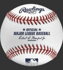 2 Dozen Official Rawlings MAJOR LEAGUE BASEBALLS MLB Individually Boxed NEW