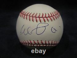 Actor Al Pacino Autographed Official Major League (Selig) Baseball PSA Cert