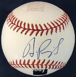 Albert Pujols Autographed Official Major League Baseball (JSA)
