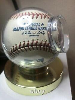 Albert Pujols Autographed Official Major League Baseball Selig No COA
