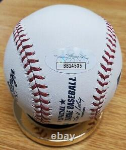 Autographed BRYCE HARPER Official Major League Baseball JSA Letter
