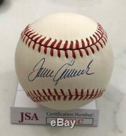 Autographed Tom Seaver Rawlings Official American League Baseball with JSA COA