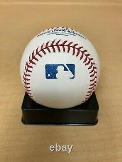 BRYCE HARPER Signed Autograph OMLB Official Major League Baseball LUKE 137 PSA