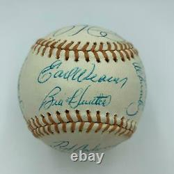 Beautiful 1973 Baltimore Orioles Team Signed Official American League Baseball