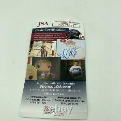 Betty White Signed Autographed Official Major League Baseball Celebrity JSA COA