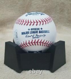 Bo Jackson Autograph Signed Official Major League Baseball Includes Jsa