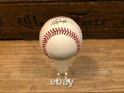Bo Jackson Autographed Official Baseball American League Rawlings Baseball