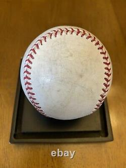 Bob Uecker Signed Autographed Official Major League Baseball Brewers Low Grade