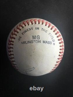 Bobby Orr Signed Official League Baseball JSA COA Auto Boston Bruins HOF GOAT