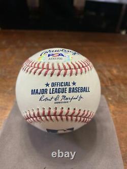 Charley Pride Signed Official Major League Baseball PSA DNA Coa Negro League