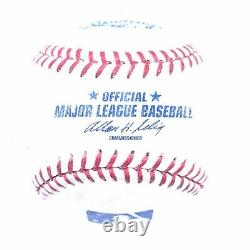 Clayton Kershaw MVP Auto Signed OML Official Major League Baseball Dodgers WS