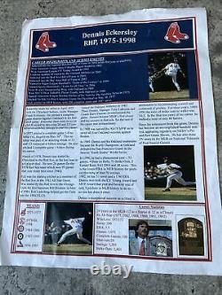 Dennis Eckersley HOF 2004 Signed Official Major League Baseball