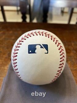 Derek Jeter Signed Official Major League Baseball PSA DNA Coa New York Yankees
