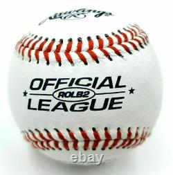 Derek Jeter Yankees Hand Signed Autographed Official League Baseball With COA