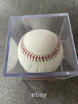 Dick Allen signed autographed official National League baseball MVP Phillies
