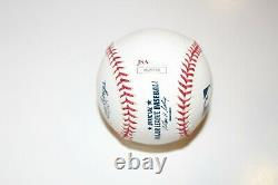 Evel Knievel Signed Rawlings Official Major League Baseball Jsa Authenticated