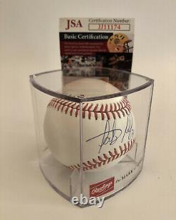 Fernando Tatis Jr Autographed Official Rawlings MLB League Baseball