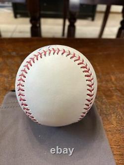 Freddie Freeman Signed Official Major League Baseball Psa Dna Coa Atlanta Braves