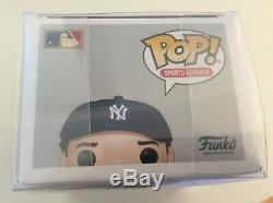 Funko Pop Babe Ruth #03 2019 NYCC Ltd Edition Official Major League Sticker NIB
