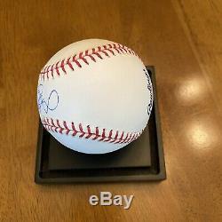 Ichiro Suzuki Signed Autographed Official Major League Baseball JSA COA