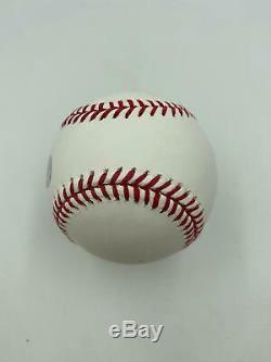 Ichiro Suzuki Signed Official Major League Commemorative Baseball Ichiro Holo