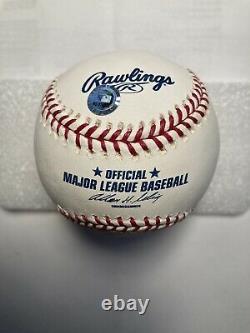 JUAN MARICHAL Signed AUTO Official Major League Baseball MLB COA SF Giants HOF