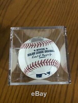 Jacob deGrom New York Mets Signed Official Major League Baseball MLB Authentic