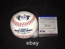 Jared Kelenic Signed Official Major League Baseball Seattle Mariners PSA/DNA #4