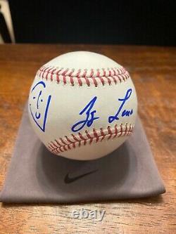 Jay Leno Signed Official Major League Baseball PSA DNA Coa Autographed
